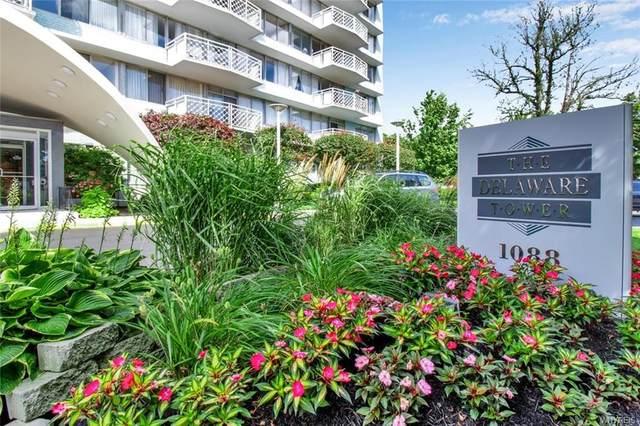 1088 Delaware Avenue 2E, Buffalo, NY 14209 (MLS #B1299376) :: BridgeView Real Estate Services