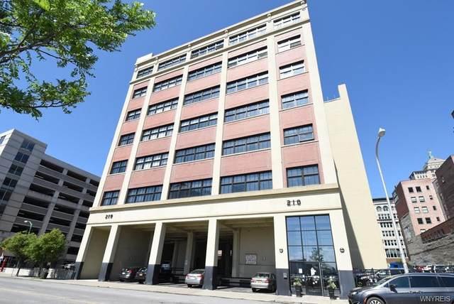 210 Ellicott Street, Buffalo, NY 14203 (MLS #B1299772) :: MyTown Realty