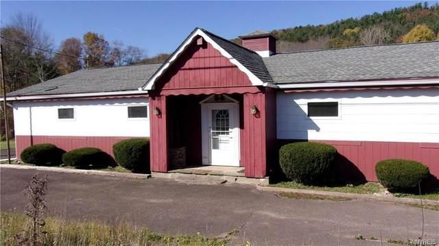 3458 Andover Road, Wellsville, NY 14895 (MLS #B1300073) :: Mary St.George | Keller Williams Gateway