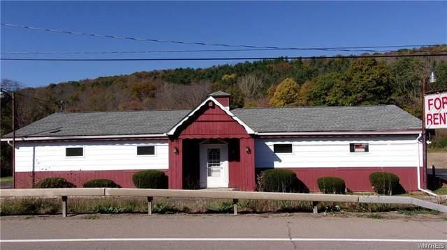 3458 Andover Road, Wellsville, NY 14895 (MLS #B1300075) :: Mary St.George | Keller Williams Gateway
