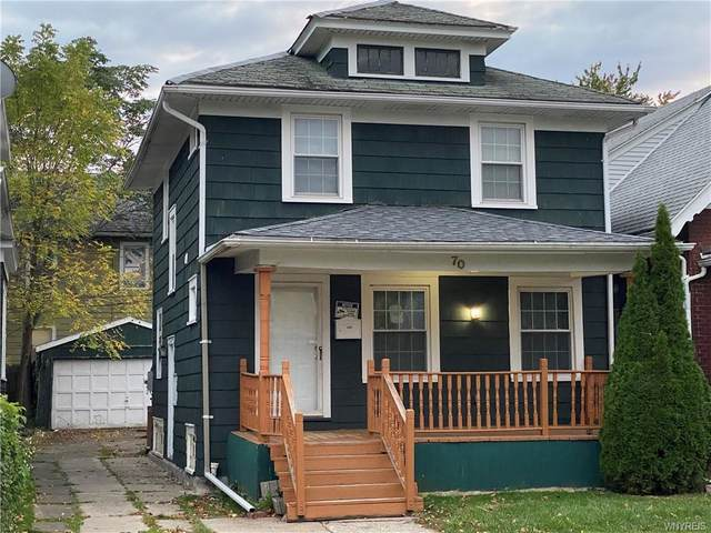 70 Montrose Avenue, Buffalo, NY 14214 (MLS #B1300203) :: 716 Realty Group
