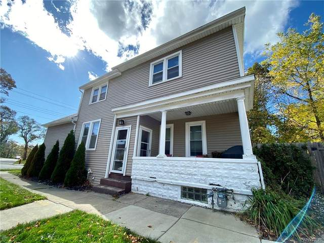 350 E North, Buffalo, NY 14204 (MLS #B1300901) :: BridgeView Real Estate Services