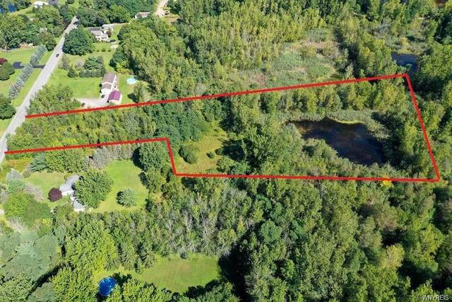 v/l Ewings Road, Newfane, NY 14094 (MLS #B1300920) :: BridgeView Real Estate Services