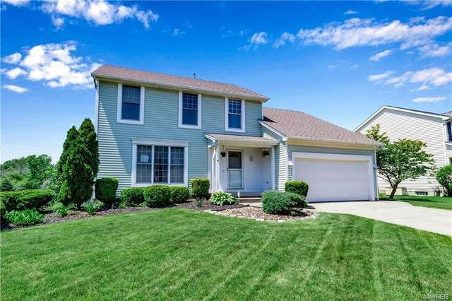 3 Clermont Court, Lancaster, NY 14086 (MLS #B1300930) :: MyTown Realty