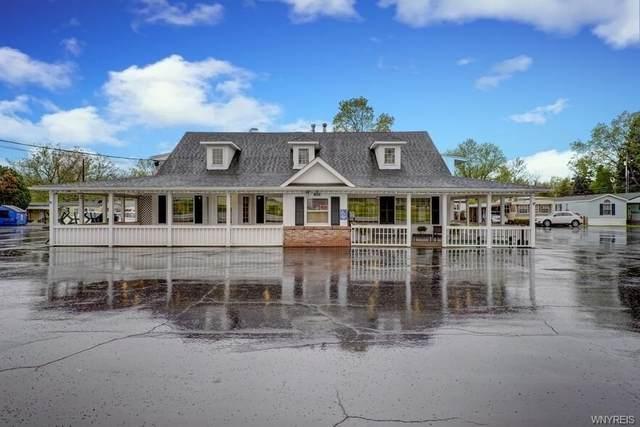 1009 Olean Rd, Aurora, NY 14052 (MLS #B1301260) :: BridgeView Real Estate Services
