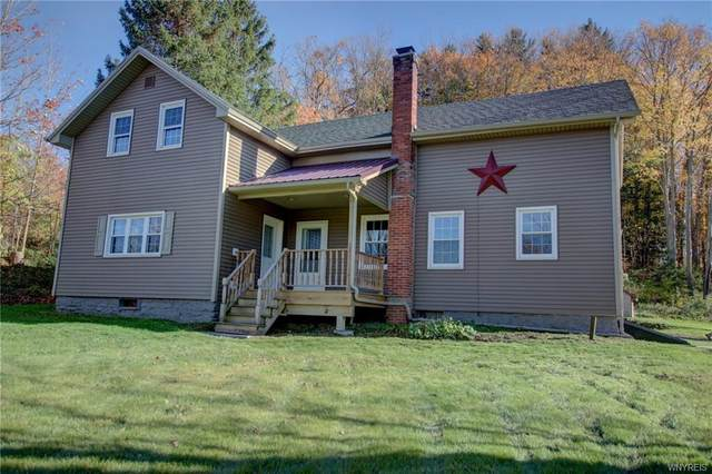 2533 Creek Road, Sheldon, NY 14167 (MLS #B1301320) :: Mary St.George | Keller Williams Gateway