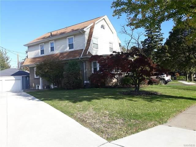 22 Pelham Drive, Buffalo, NY 14214 (MLS #B1301731) :: BridgeView Real Estate Services