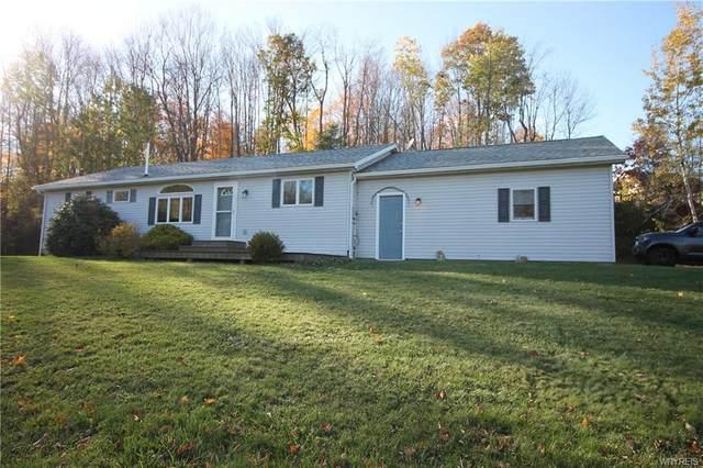 9949 Wesley Road, Rushford, NY 14744 (MLS #B1301864) :: BridgeView Real Estate Services
