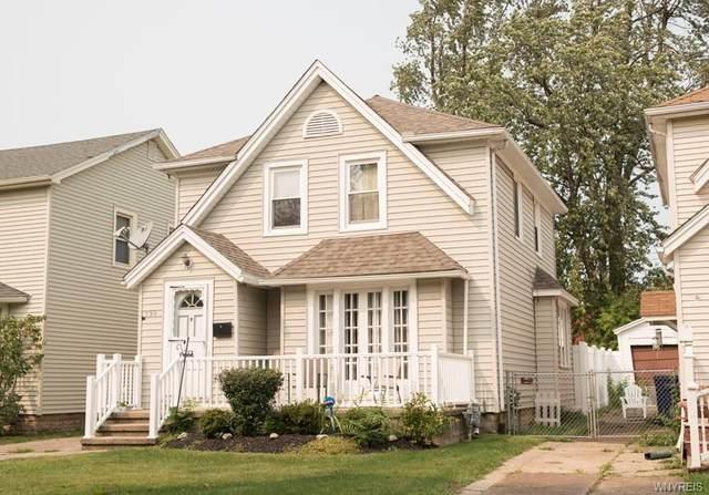 338 Saint Lawrence Avenue, Buffalo, NY 14216 (MLS #B1301901) :: Avant Realty