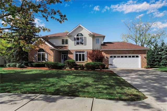 6388 Cloverleaf Circle, Clarence, NY 14051 (MLS #B1301916) :: TLC Real Estate LLC