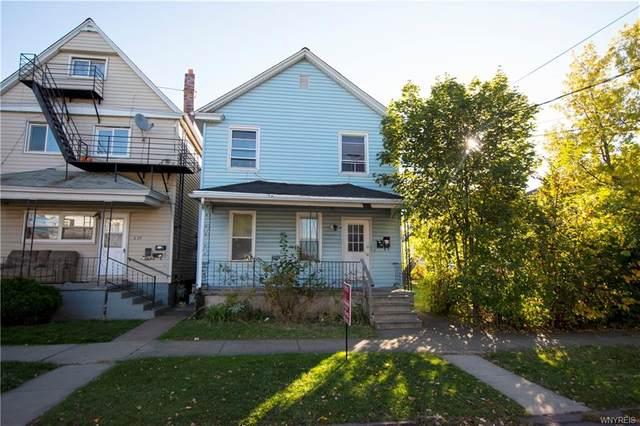 635 20th Street, Niagara Falls, NY 14301 (MLS #B1301980) :: 716 Realty Group