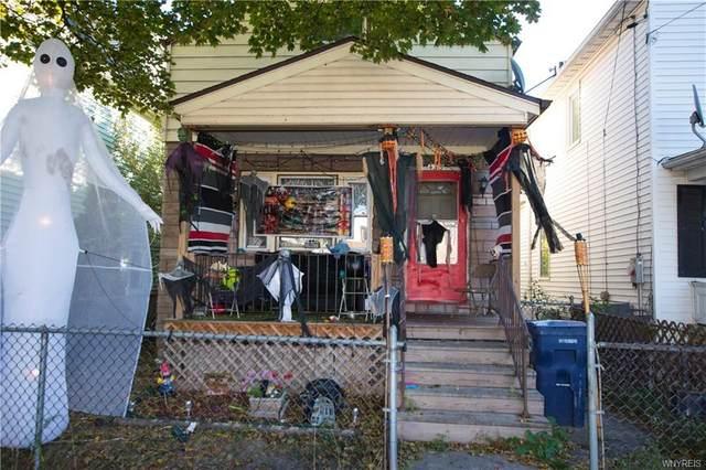 435 20th Street, Niagara Falls, NY 14303 (MLS #B1301982) :: 716 Realty Group