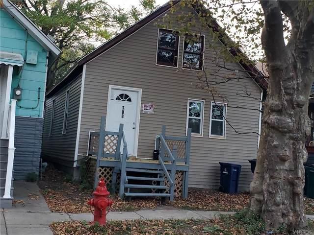 708 Sherman Street, Buffalo, NY 14211 (MLS #B1302032) :: MyTown Realty