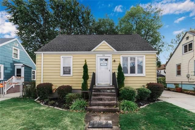 93 Norman Avenue, Buffalo, NY 14210 (MLS #B1302077) :: MyTown Realty