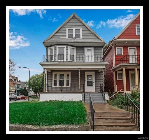 310 E Delavan Avenue, Buffalo, NY 14208 (MLS #B1302079) :: Robert PiazzaPalotto Sold Team