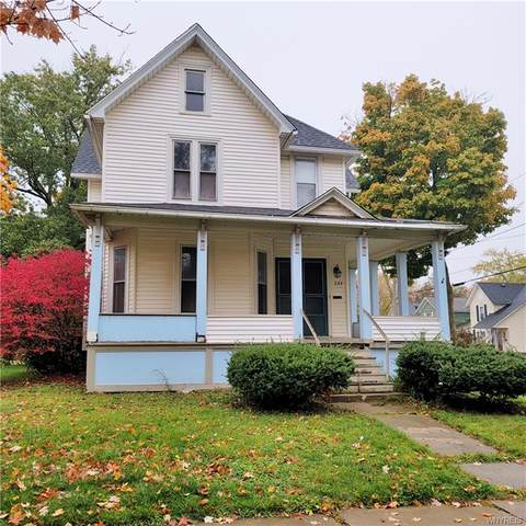 284 Pine Street, Lockport-City, NY 14094 (MLS #B1302102) :: Avant Realty