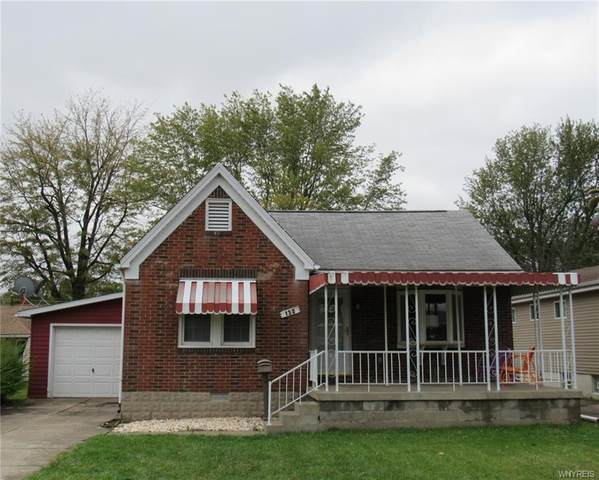 132 Toelsin Road, Cheektowaga, NY 14225 (MLS #B1302319) :: Avant Realty