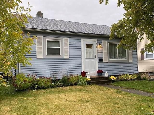 508 Saint Lawrence Avenue, Buffalo, NY 14216 (MLS #B1302452) :: Avant Realty
