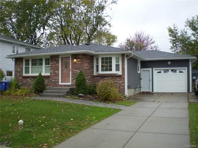 248 Carriage Park, West Seneca, NY 14224 (MLS #B1302500) :: Avant Realty