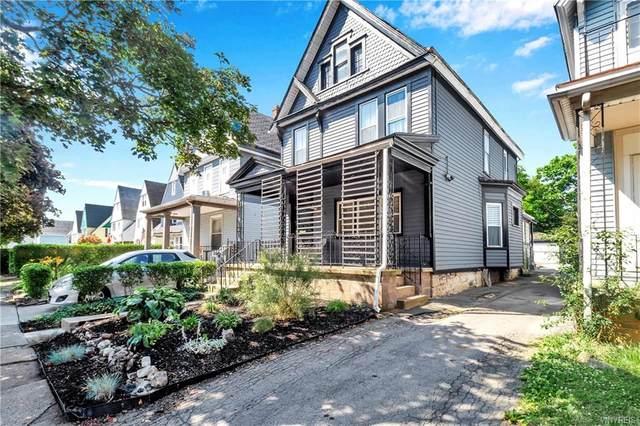 48 Lawrence Place, Buffalo, NY 14213 (MLS #B1302598) :: Avant Realty
