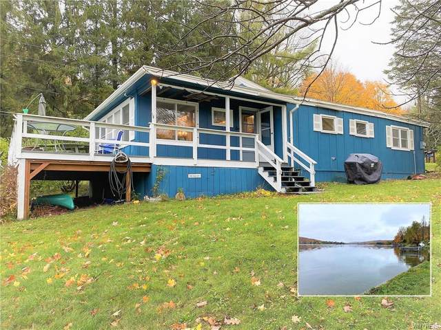 3548 N Lake Road, Nelson, NY 13061 (MLS #B1302659) :: Avant Realty