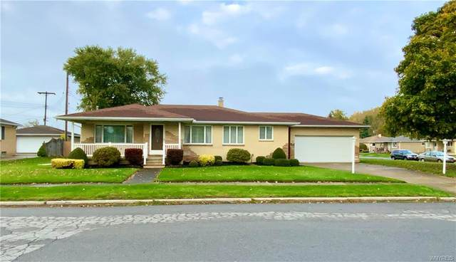 48 Trudy Lane, Cheektowaga, NY 14227 (MLS #B1302717) :: Avant Realty
