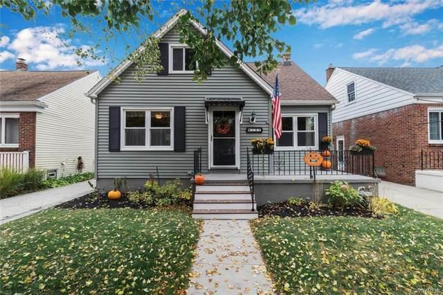 191 Harding Road, Buffalo, NY 14220 (MLS #B1302839) :: MyTown Realty