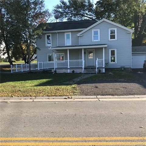 958 Chaffee Road, Java, NY 14009 (MLS #B1302856) :: Mary St.George | Keller Williams Gateway