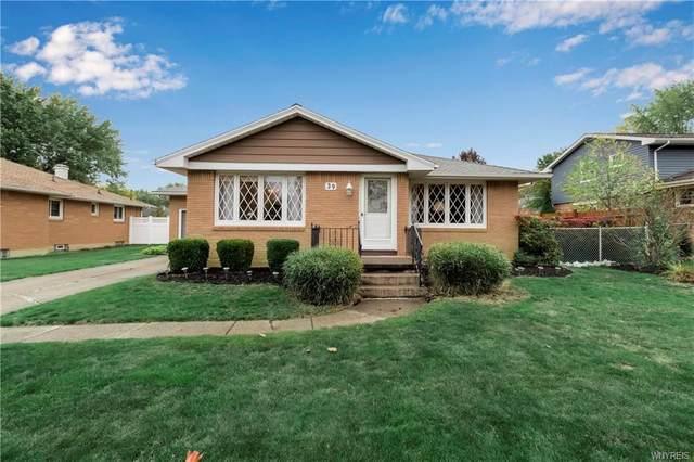 39 Brianwood Drive, West Seneca, NY 14224 (MLS #B1302907) :: Avant Realty