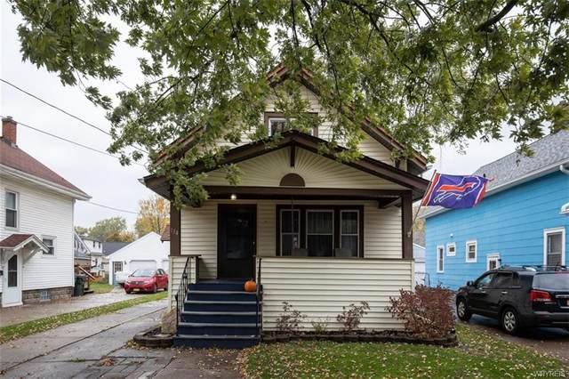 134 Rumbold Avenue, North Tonawanda, NY 14120 (MLS #B1302996) :: 716 Realty Group