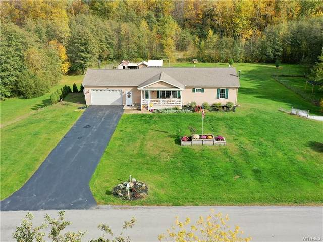 1769 Greenman Road, Yates, NY 14098 (MLS #B1302998) :: BridgeView Real Estate Services
