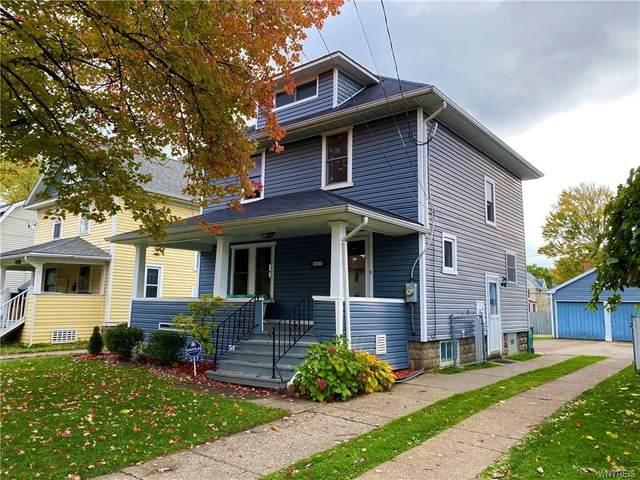 387 Stanley Street, North Tonawanda, NY 14120 (MLS #B1303011) :: MyTown Realty