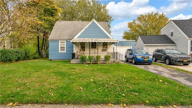 87 Federal Avenue, Cheektowaga, NY 14225 (MLS #B1303017) :: Avant Realty