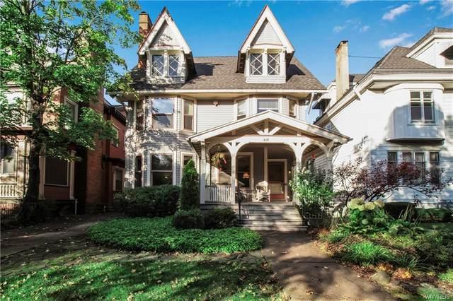 48 Norwood Avenue, Buffalo, NY 14222 (MLS #B1303041) :: Avant Realty