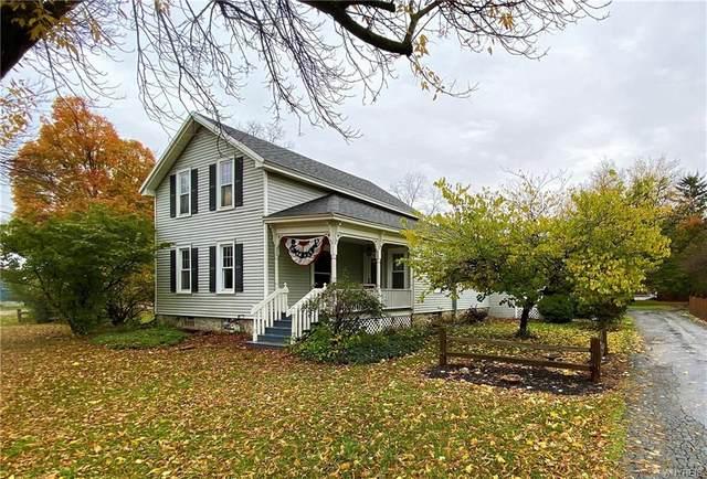 2941 Bowen Road, Elma, NY 14059 (MLS #B1303277) :: MyTown Realty