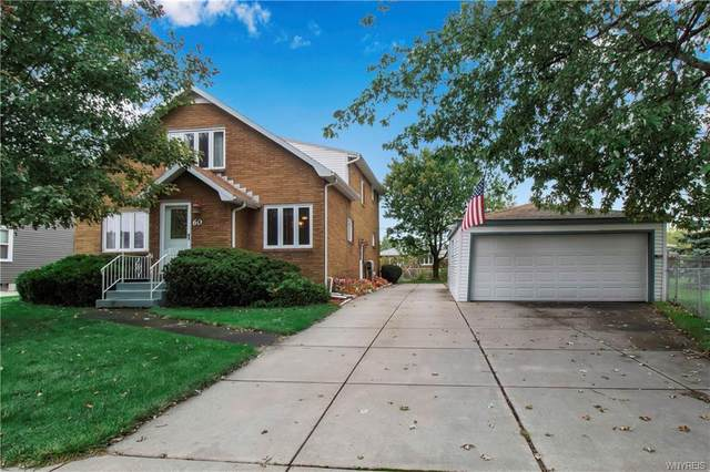 60 Lyman Avenue, Cheektowaga, NY 14225 (MLS #B1303298) :: Avant Realty