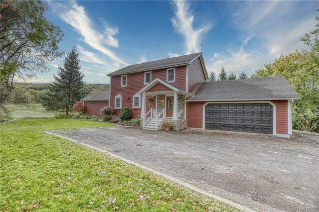 6961 Hencoop Hollow Road, Mansfield, NY 14731 (MLS #B1303359) :: MyTown Realty