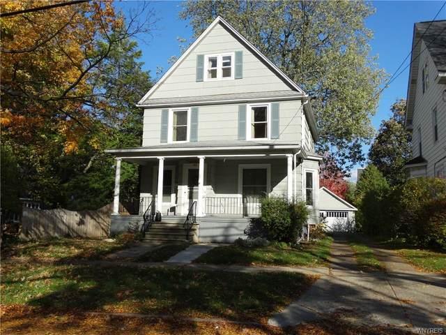 163 Niagara Street, North Tonawanda, NY 14120 (MLS #B1303452) :: MyTown Realty