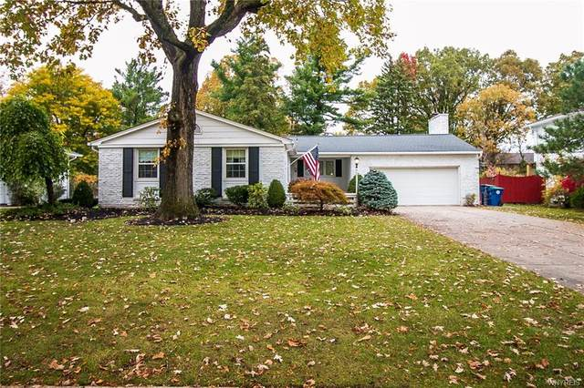 60 Chasewood Lane, Amherst, NY 14051 (MLS #B1303463) :: Avant Realty