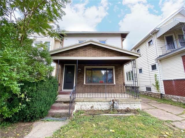 127 Merrimac Street, Buffalo, NY 14214 (MLS #B1303530) :: BridgeView Real Estate Services