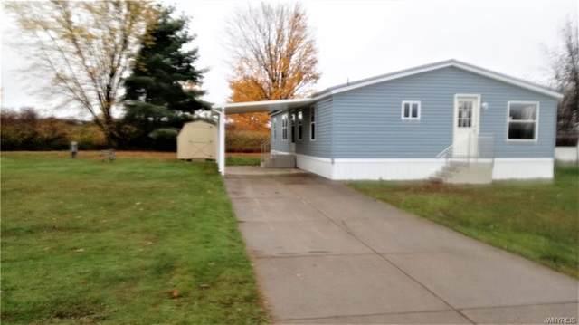 6070 Michigan Rd Lot 41, Arcade, NY 14009 (MLS #B1303536) :: BridgeView Real Estate Services