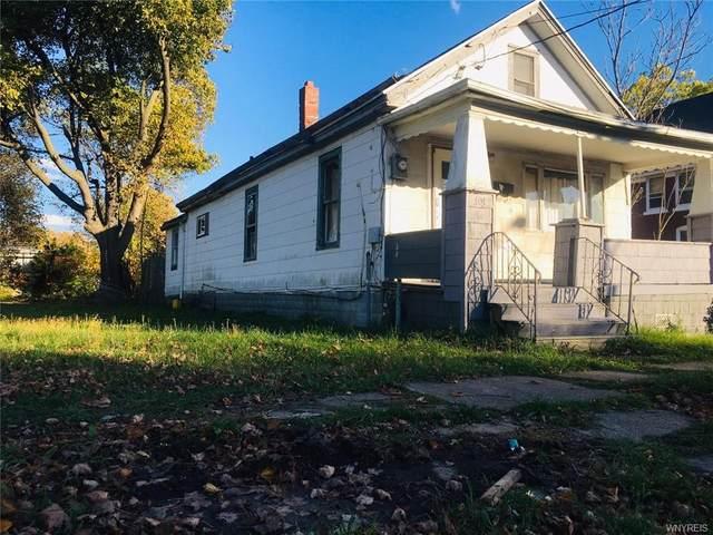 101 Herman Street, Buffalo, NY 14212 (MLS #B1303582) :: Avant Realty