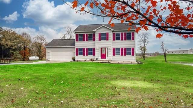 8497 Hunters Creek Road, Holland, NY 14080 (MLS #B1303638) :: BridgeView Real Estate Services