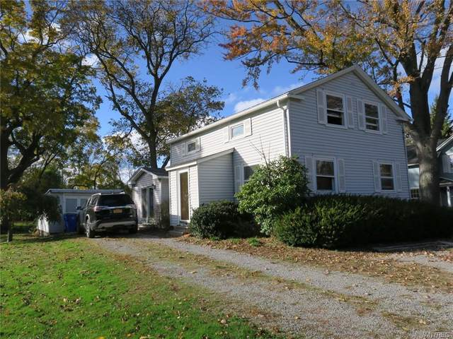 1540 N Lyndonville Road, Yates, NY 14098 (MLS #B1303683) :: BridgeView Real Estate Services