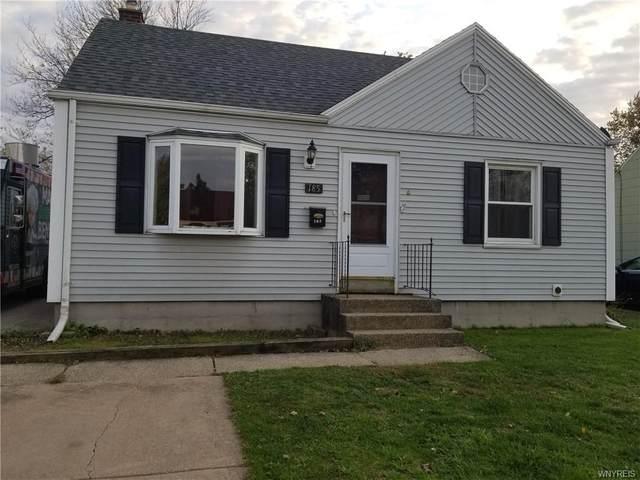 185 Beale Avenue, Cheektowaga, NY 14225 (MLS #B1304064) :: MyTown Realty