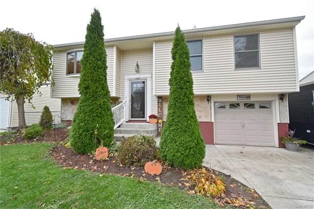 99 Penwood Drive, Cheektowaga, NY 14227 (MLS #B1304195) :: MyTown Realty