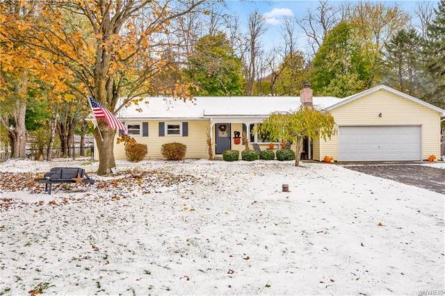6660 Willow Terrace, Wales, NY 14139 (MLS #B1304230) :: BridgeView Real Estate Services