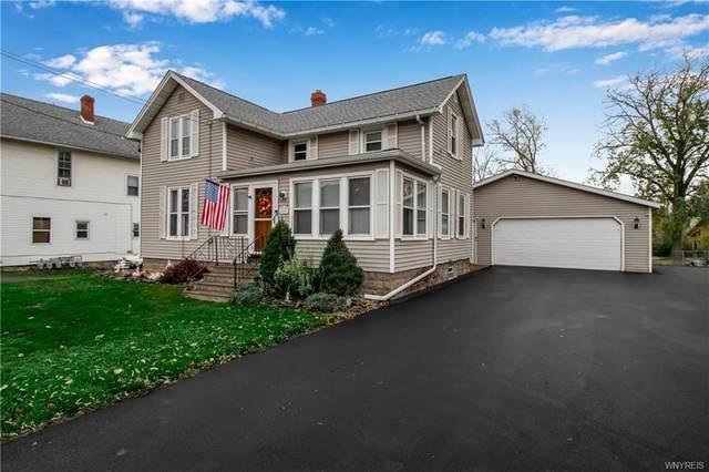 4091 Beach Ridge Road, Pendleton, NY 14120 (MLS #B1304242) :: BridgeView Real Estate Services