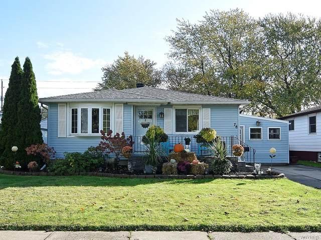 78 Steven Drive, Cheektowaga, NY 14227 (MLS #B1304394) :: MyTown Realty