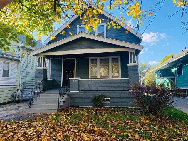 180 Hazelwood Avenue, Buffalo, NY 14215 (MLS #B1304435) :: MyTown Realty